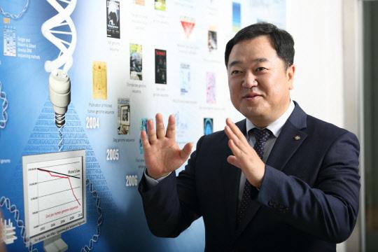 """""""기업생태계 지원·미래기술 연구로 바이오경제 시대 이끌것"""""""